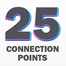 25 points