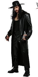 undertaker, deadman, wwe, wrestling, costume