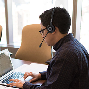 computer wireless headset