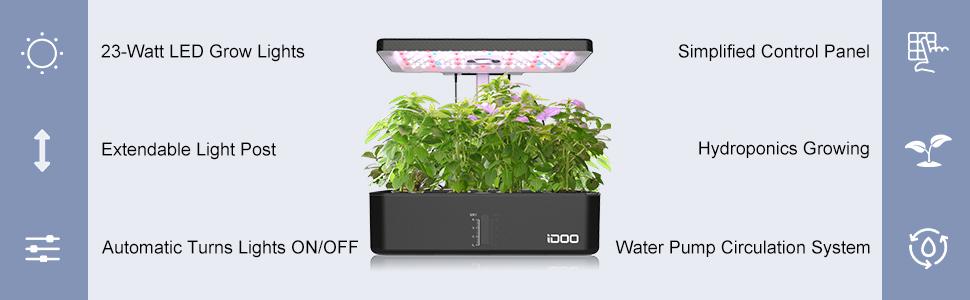 indoor herb garden kit