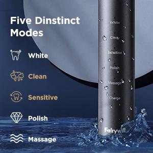 Classic 5 dintinct modes