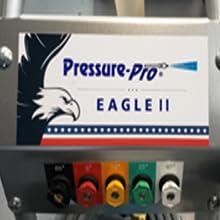 Pressure Washer, Spray Nozzles, Gun/Wand Holder, Dashboard, Dash Panel