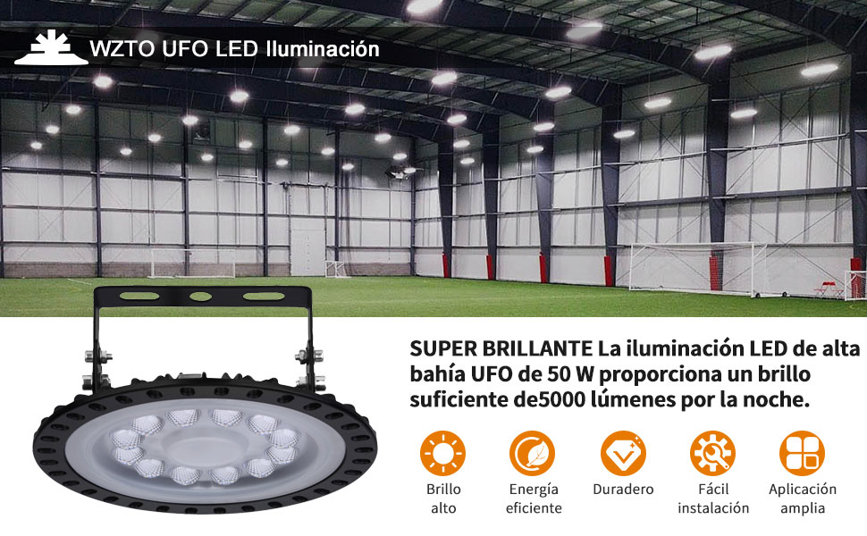 UFO LED Iluminación