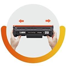 HP 48A CF248A Compatible Toner Cartridges