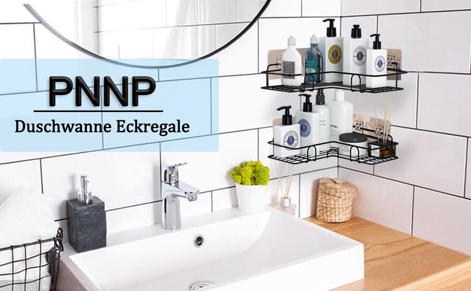 Badkamer Opslag Hoekplanken