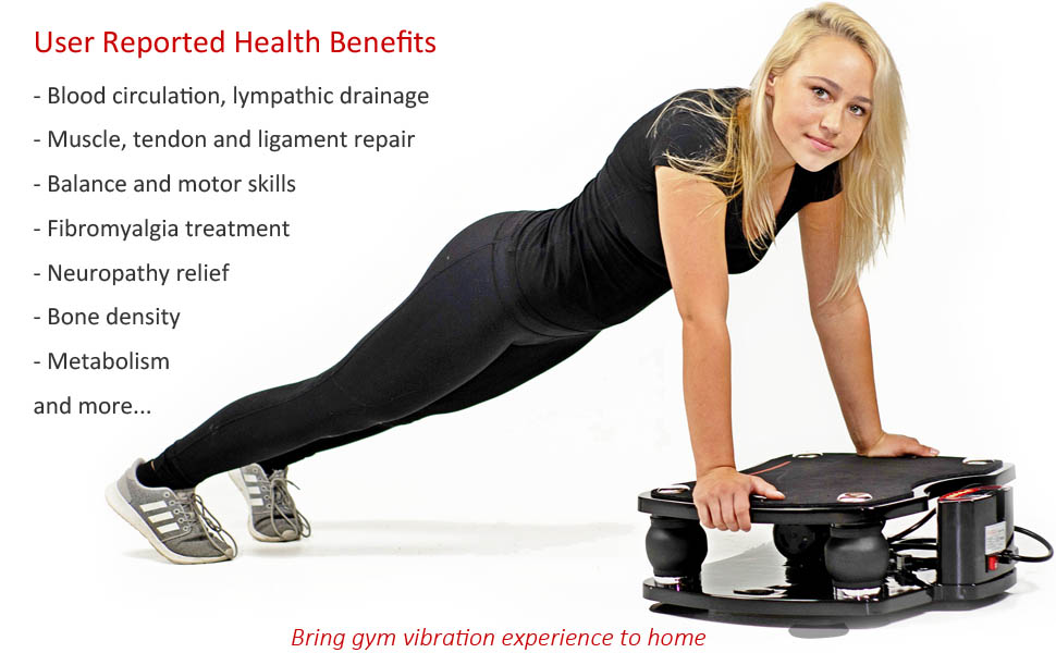 Vibration Plate Therapy