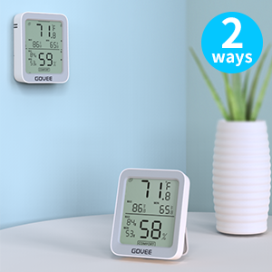 humidity gauge room thermometer
