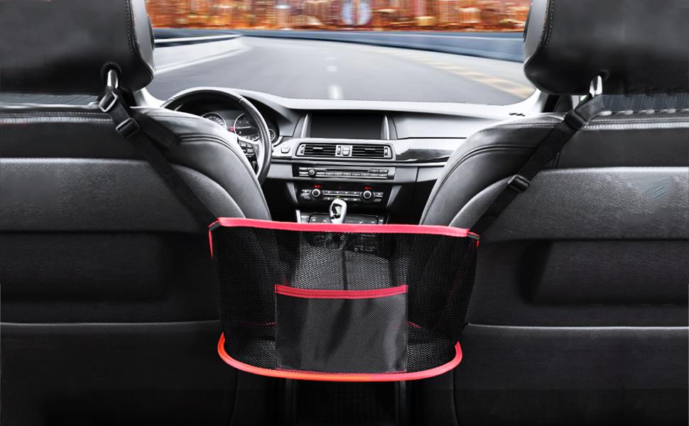 car seat handbag holder storage
