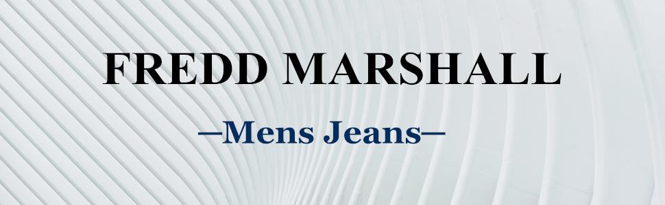 Fredd Marshall black ripped distressed jeans for men skinny jeans pants white slim denim blue