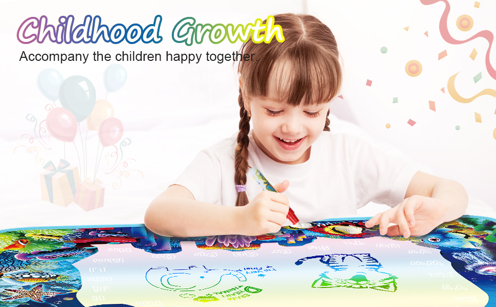 drawing mat