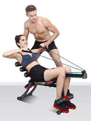ab machine exercise equipment