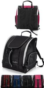 ski boot bag backpack travel