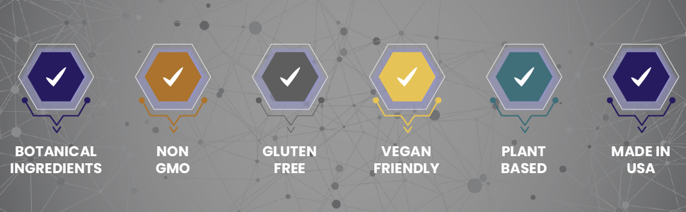 shinyalab, botanical, non, gmo, gluten, free, vegan, plant, made, usa, digestive, aid, supplement