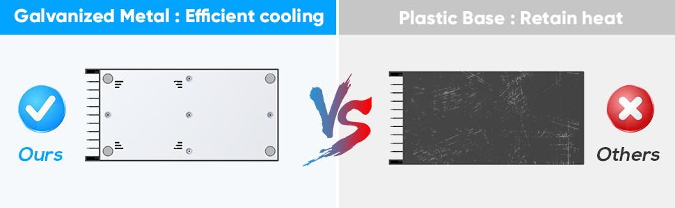 efficient cooling