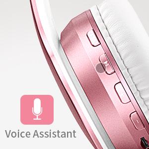 Activate voice assistant Handsfree