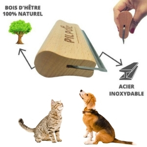 Brosse-pilpoil-anti-poils-animaux-anti-mue-chien-chat-cheval-lapin