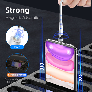 Strong Magnetic