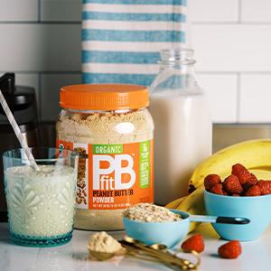 pbfit smoothie pbfit peanut butter powder