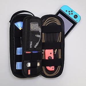 Power Packer tech tas organizer (zij aan zijkant)