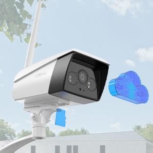 security camera wifi outdoor