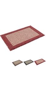 kitchen mat 2 piece set