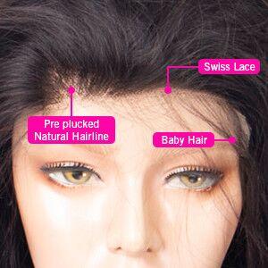 Natural Hair Line