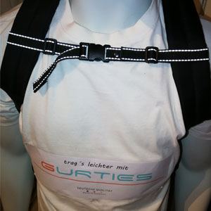 neu 25 mm Rucksack Brustgurt für Schulranzen rosa