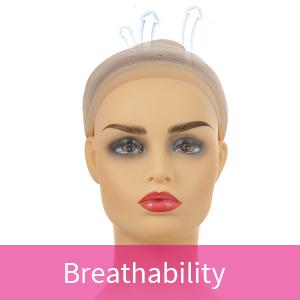 SUPER BREATHABILITY