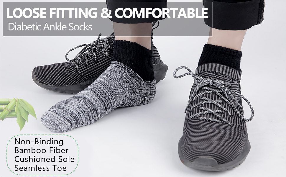 diabetic ankle socks