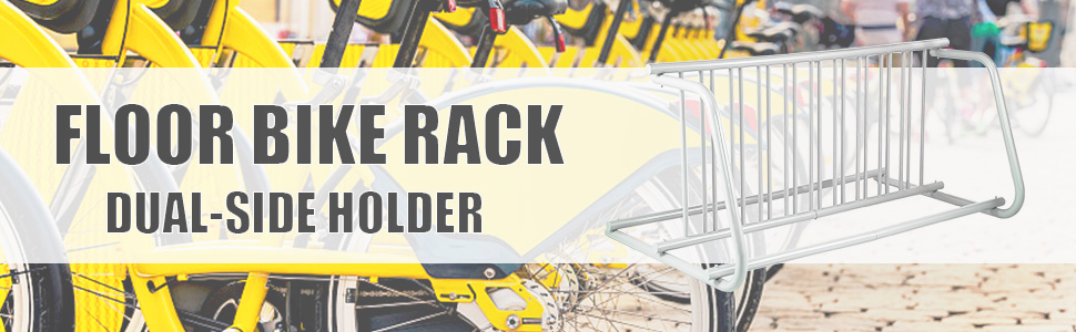 outside bike rack
