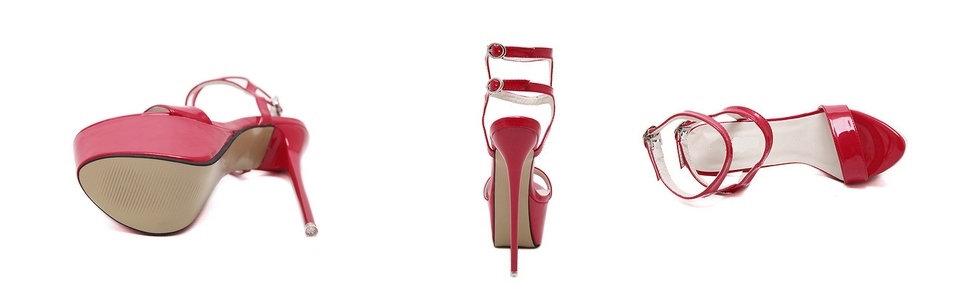women high heel sandals
