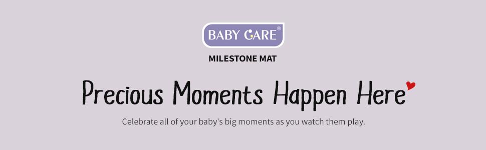 Baby Milestone Mat
