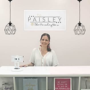 The Paisley Box owner, Colleen
