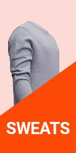 sweatshirt sweats sleeves fleece sport exercise cool