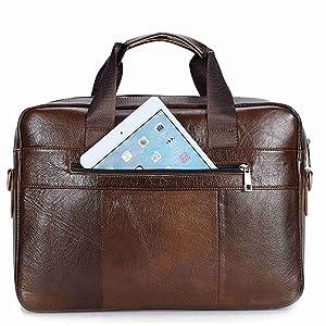 herren tasche leder aktentasche handtasche