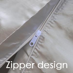 Convenient Zipper Design