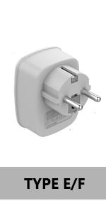 france plug adapter