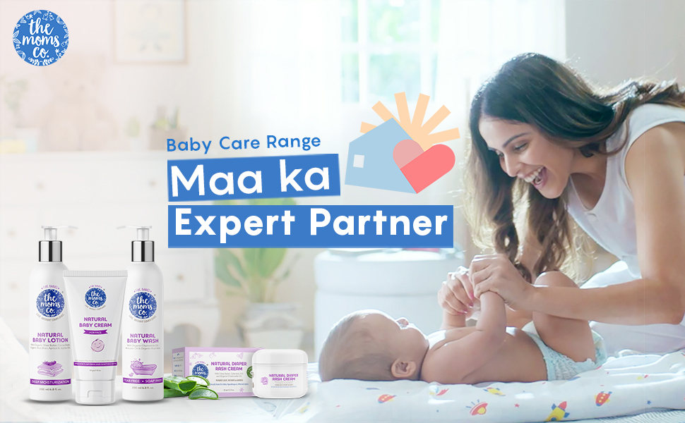 TheMomsCo - Get 15% off 0n INR 1500 or above