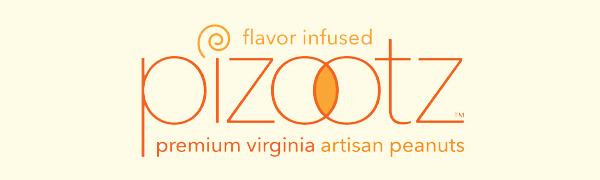 pizootz flavor infused peanuts
