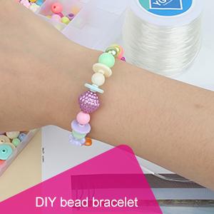 Elastic Bracelet String