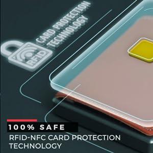 protezione rfid e nfc