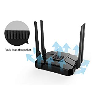 high speed router