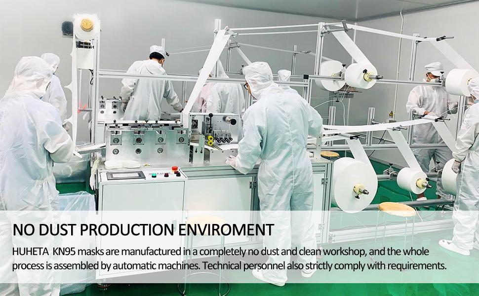 No Dust Production Environment