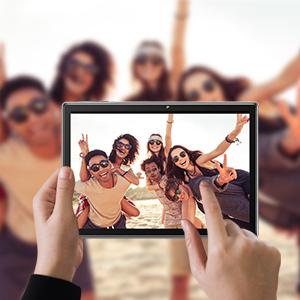 dual camera tablet