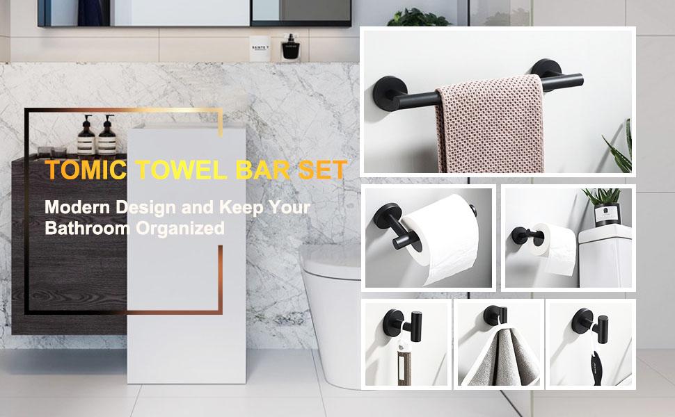 towel bar sets