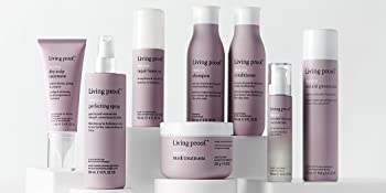 Restore collection, dry scalp treatment, living proof, hair care