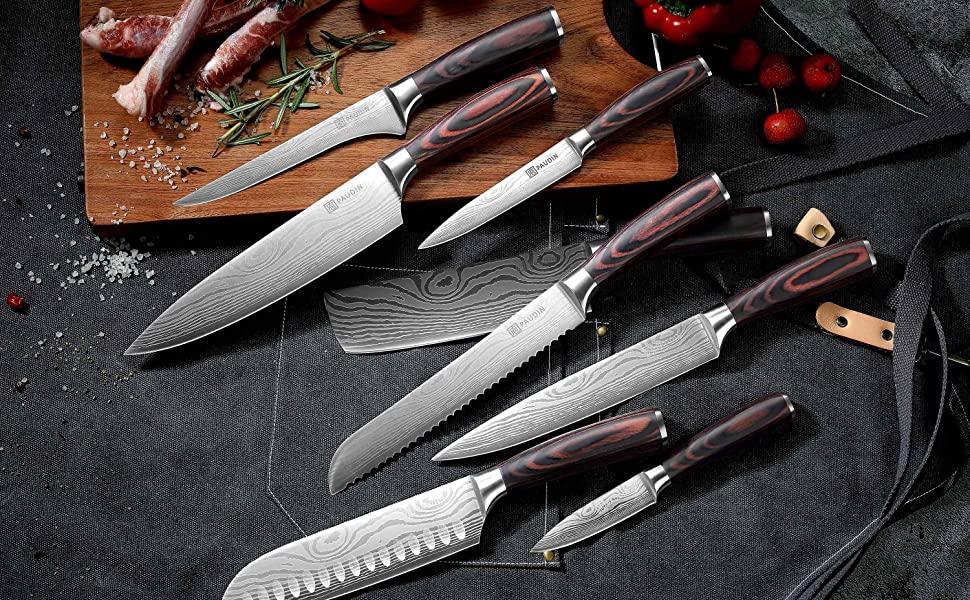 PAUDIN Kitchen Knives