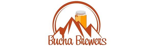 Bucha Brewers Kombucha Kits