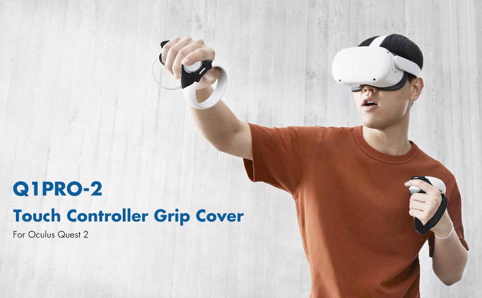 oculus quest 2 grip cover