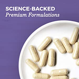 science-backed formulations